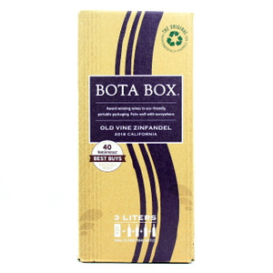Bota Box Old Vine Zinfandel