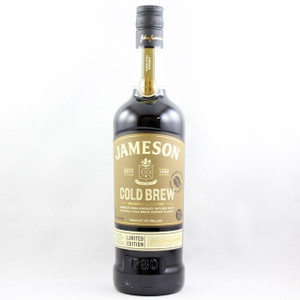 Jameson Cold Brew Whiskey & Coffee