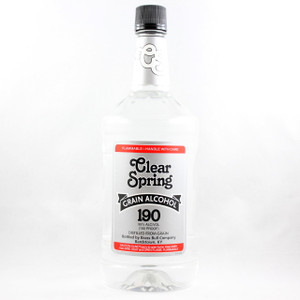 Clear Spring 190 Proof Grain Alcohol