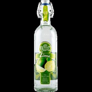 360 Lime Flavored Vodka