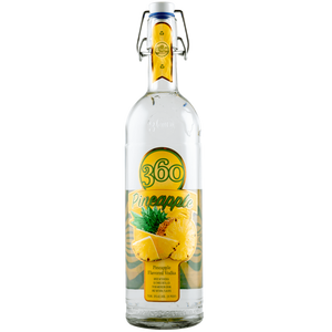 360 Pineapple Flavored Vodka