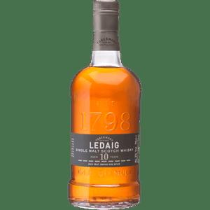 Ledaig 10 Year Single Malt Scotch Whisky