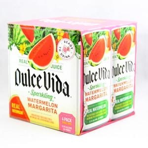 Dulce Vida Sparkling Watermelon Margarita