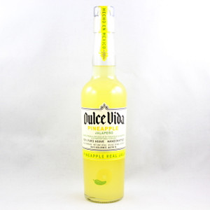 Dulce Vida - Pineapple-Jalapeno Infused Blanco Tequila