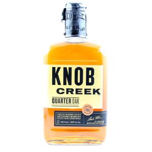 Knob Creek Quarter Oak Kentucky Straight Bourbon Whiskey