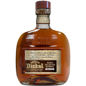 George Dickel Hand Selected Barrel 9 Year Kentucky Straight Bourbon Whiskey