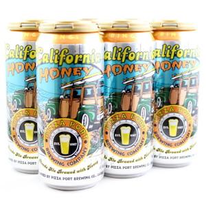 Pizza Port Brewing Co. - California Honey Blonde Ale