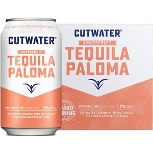 Cutwater Spirits - Grapefruit Tequila Paloma