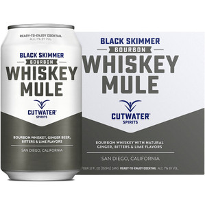 Cutwater Spirits - Bourbon Whiskey Mule