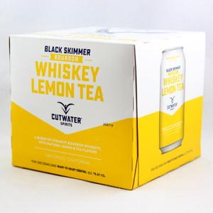 Cutwater Spirits - Bourbon Whiskey Lemon Tea
