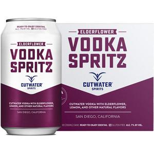 Cutwater Spirits - Elderflower Vodka Spritz