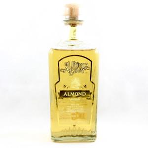 El Ultimo Agave Almond & Tequila Liqueur