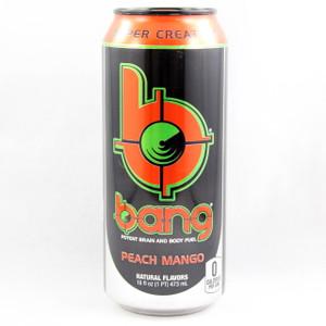 Bang - Peach Mango