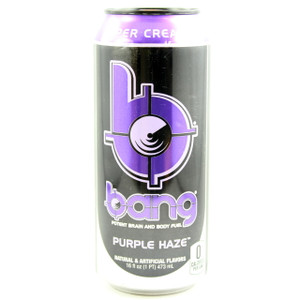 Bang - Purple Haze