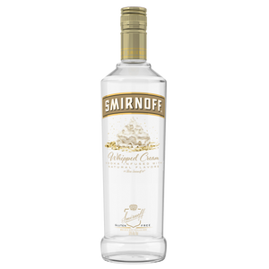 Smirnoff Whipped Cream Flavored Vodka