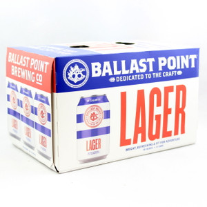Ballast Point Lager