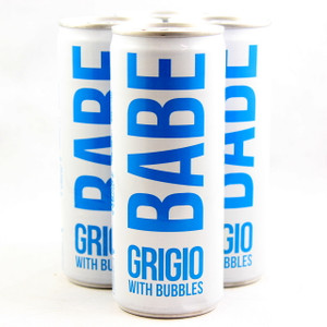 Babe Grigio With Bubbles