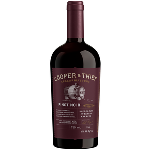Cooper & Thief Brandy Barrel Aged Pinot Noir