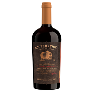 Cooper & Thief Rye Whiskey Barrel Aged Cabernet Sauvignon
