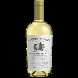 Cooper & Thief Tequila Barrel Aged Sauvignon Blanc