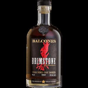 Balcones Brimstone Texas Scrub Oak Smoked Whiskey