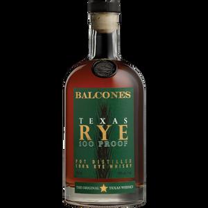Balcones Texas Rye Whiskey