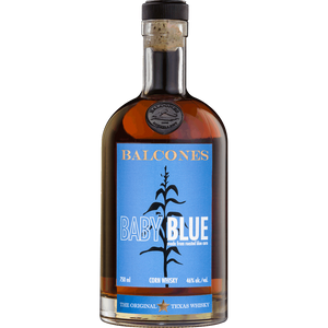Balcones Baby Blue Pot Still Corn Whiskey