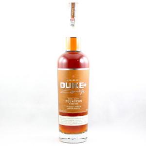 Duke Founder's Reserve Kentucky Straight Bourbon Whiskey