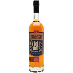 Smooth Ambler Old Scout 107 Proof American Whiskey