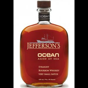 Jefferson's Ocean Aged At Sea Kentucky Straight Bourbon Whiskey