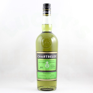 Chartreuse Green Label