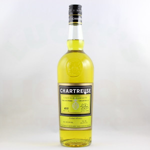 Chartreuse Yellow Label