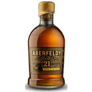 Aberfeldy 21 Year Single Malt Scotch Whisky