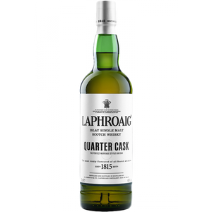 Laphroaig Quarter Cask Single Malt Scotch Whisky