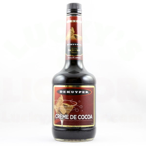 Dekuyper Creme De Cocoa Dark