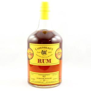 WM Cadenhead Foursquare 13 Year Rum
