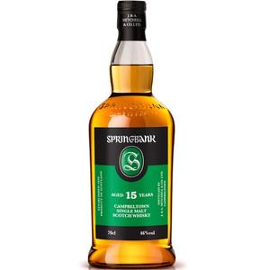 Springbank 15 Year Single Malt Scotch Whisky