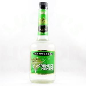 Dekuyper Creme De Menthe Clear