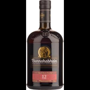 Bunnahabhain 12 Year SIngle Malt Scotch Whisky