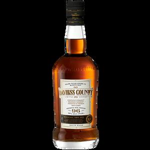 Daviess County French Oak Cask Finished Straight Bourbon Whiskey