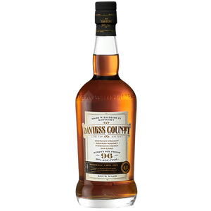Daviess County French Oak Cask Finished Straight Bourbon Whiskey