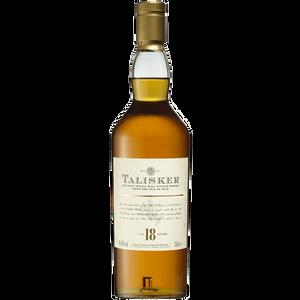 Talisker 18 Year Single Malt Scotch Whisky