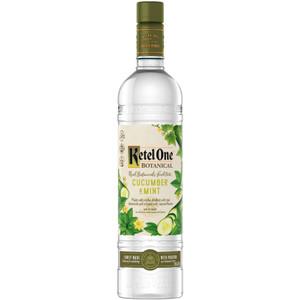 Ketel One Botanical Cucumber & Mint Flavored Vodka