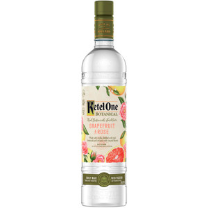 Ketel One Botanical Grapefruit & Rose Flavored Vodka 750ml