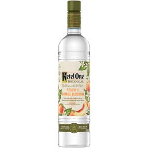 Ketel One Botanical Peach & Orange Blossom Flavored Vodka