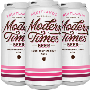 Modern Times - Fruitlands Tropical Gose