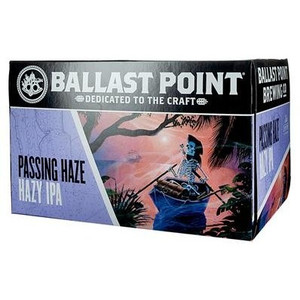 Ballast Point Passing Haze Hazy IPA