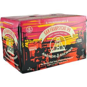 Anchor Brewing Co. San Franpsycho Juicy IPA