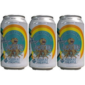 4 Sons Brewing - Dirty Heads - Vacation Session Ale Brewed With Pineapple