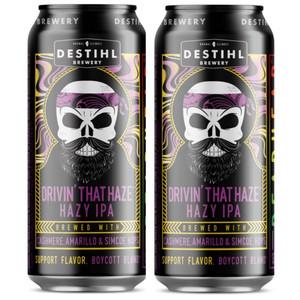 Destihl Brewery - Drivin' That Haze - Hazy IPA